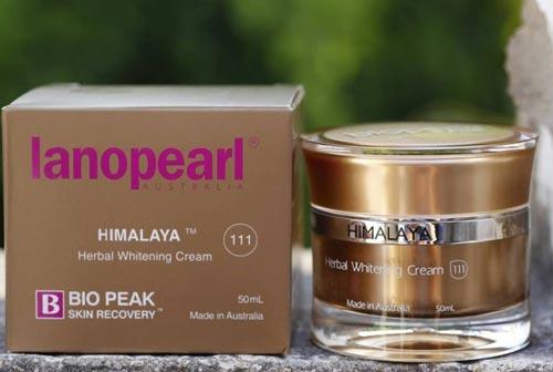 Kem dưỡng trắng da Lanopearl Himalaya Herbal Whitening Cream
