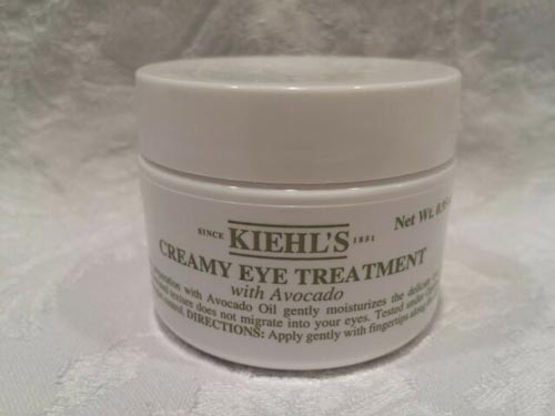Kem dưỡng mắt Kiehl's Creamy Eye Treatment with Avocado