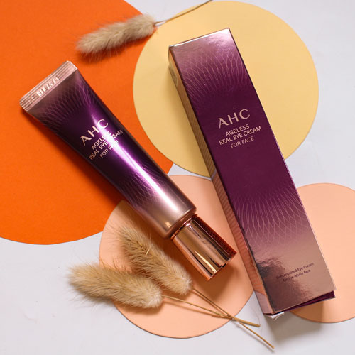 kem dưỡng mắt AHC Ageless Real Eye Cream For Face
