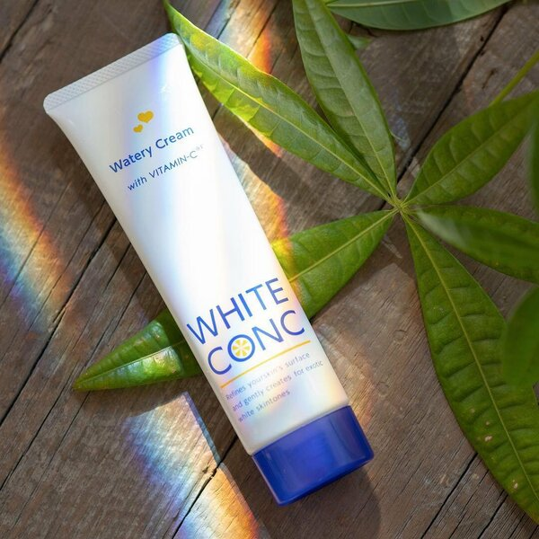 White Conc Watery Cream