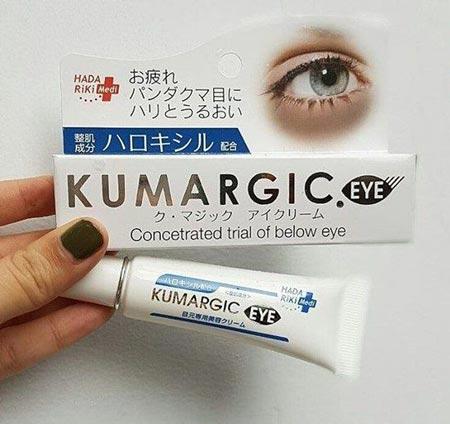 Kem dưỡng mắt trị thâm Hadariki Kumargic Eye Cream