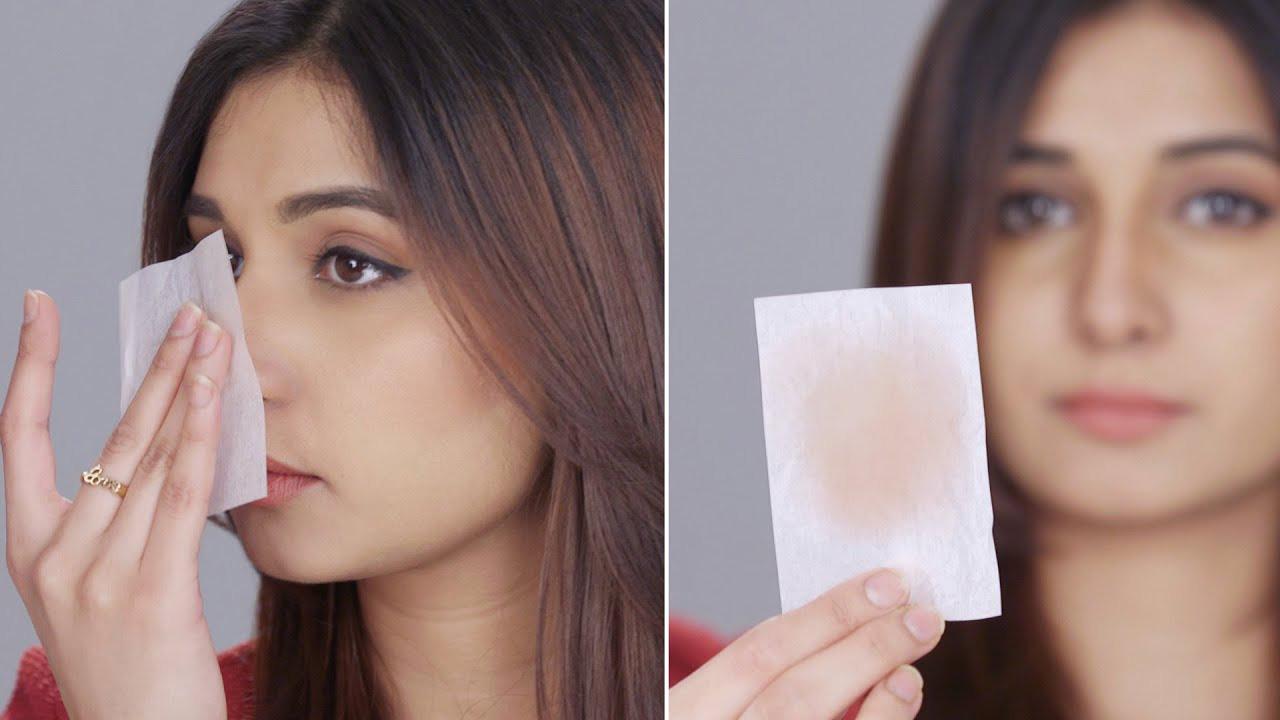 da bóng dầu nên lớp makeup thường không dính chặt