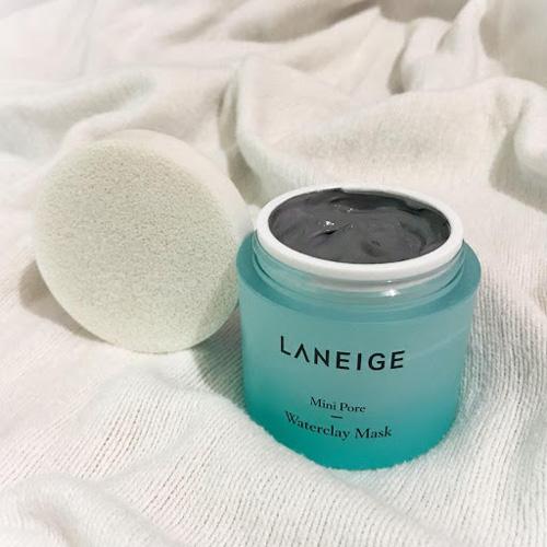 mặt nạ đất sét Laneige Pore Water Clay Mask