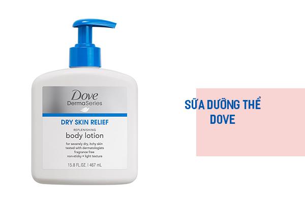 Sữa dưỡng thể Dove