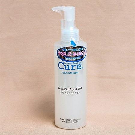 Gel tẩy tế bào chết Cure Natural Aqua.