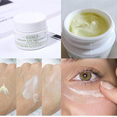Tinh chất kem Kiehl's Creamy Eye Treatment with Avocado