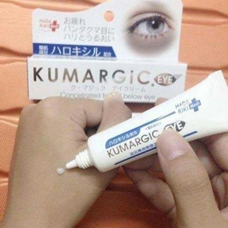 Tinh chất kem Hadariki Kumargic Eye Cream