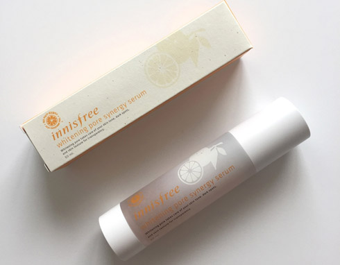 Tinh chất làm sáng da 3 trong 1 Innisfree Brightening Pore Serum 30ml
