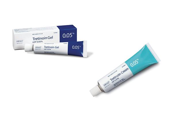 Dùng tretinoin cream trị rạn da