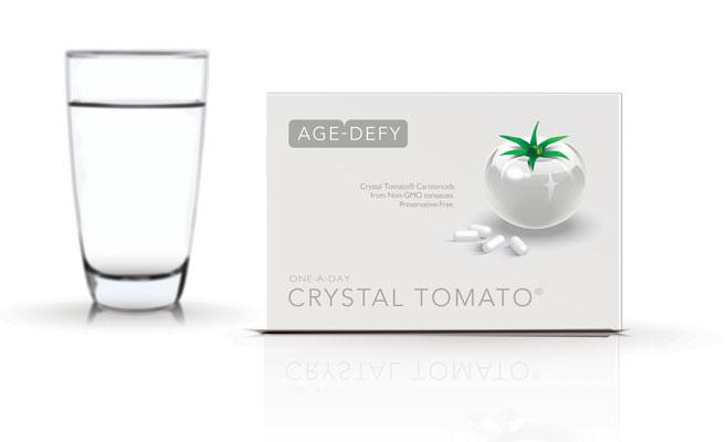 Viên uống trăng da Crystal Tomato