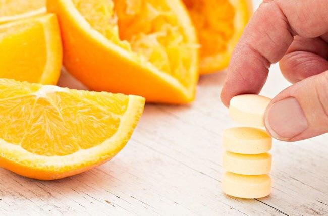 Người nên tránh dùng Vitamin C