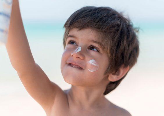 những câu hỏi thường gặp về kem chống nắng