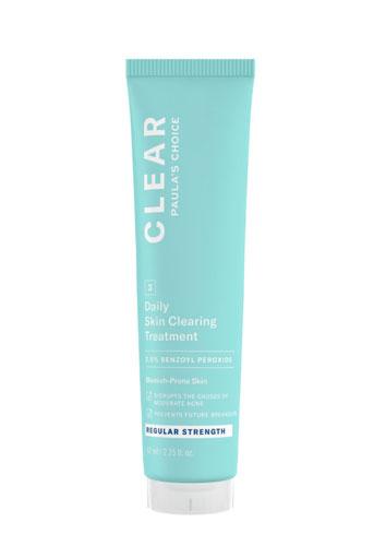 Kem chấm mụn giảm sưng viêm Daily Skin Cleansing Treatment With 2.5% Benzoyl Peroxide