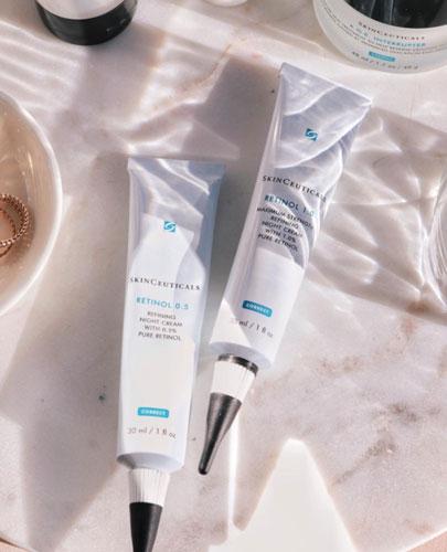 Kem dưỡng ban đêm cải thiện da lão hóa SkinCeuticals Retinol 1.0 Maximum Strength Refining Night Cream