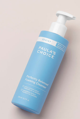 Sửa rửa mặt cân bằng da hoàn hảo Paula's Choice RESIST Perfectly Balanced Foaming Cleanser 7830