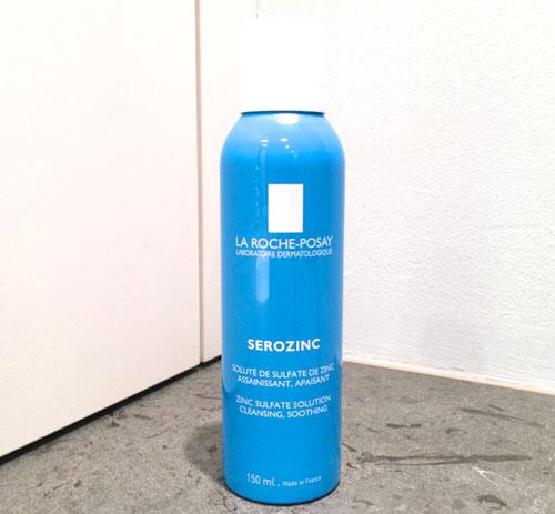 Xịt khoáng giúp làm sạch và làm dịu da La Roche Posay Serozinc