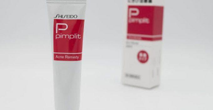 kem trị mụn shiseido pimplit acne remedy