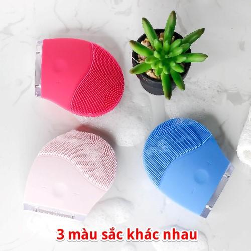 3 màu sắc của máy rửa mặt halio