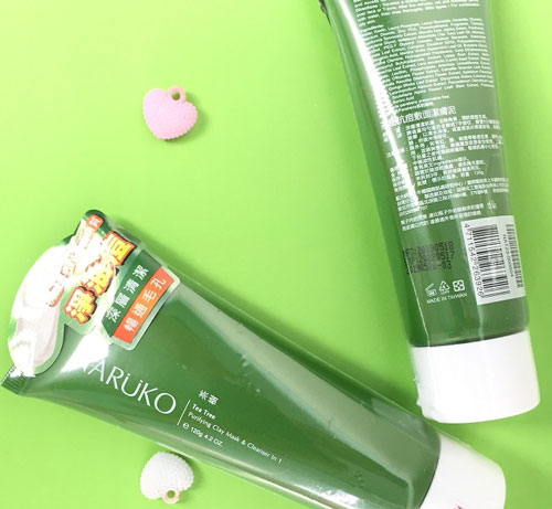 Sữa rửa mặt Naruko được bán rất rộng rãi