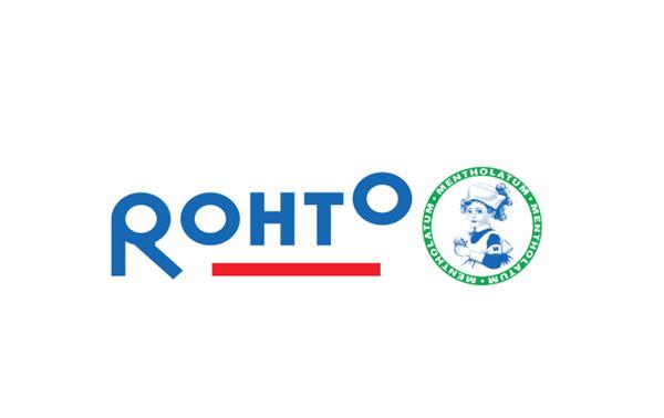 Thương hiệu Rohto Nhật Bản