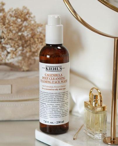 Gel rửa mặt dành cho da thường có khuynh hướng đổ dầu Calendula Deep Cleansing Foaming Face Wash