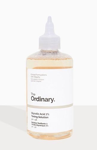 Toner trị mụn AHA The Ordinary Glycolic Acid 7% Toning Solution