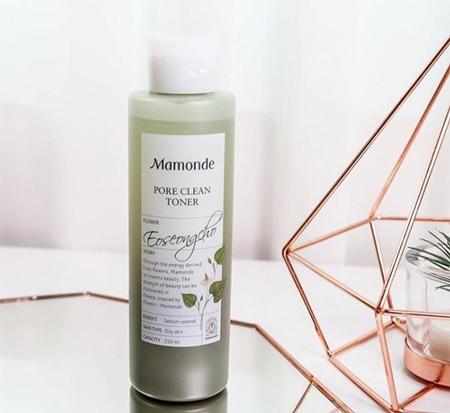 Công dụng của Mamonde Pore Clean Toner