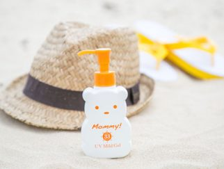 Kem chống nắng cho mẹ và bé Mommy UV Mild Gel SPF 33/PA +++