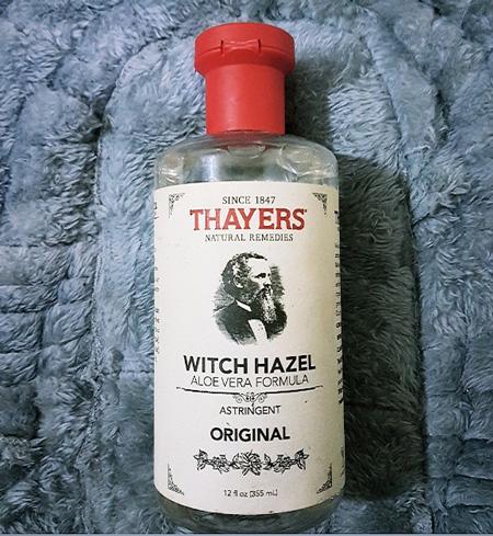 Trải nghiệm Thayers Witch Hazel Original Toner