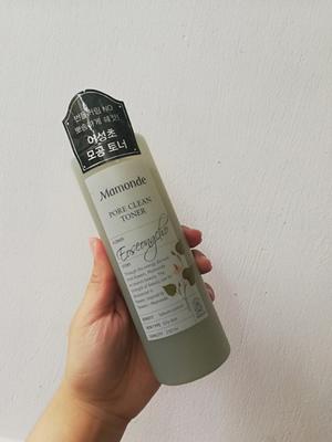 Thiết kế của Mamonde Pore Clean Toner