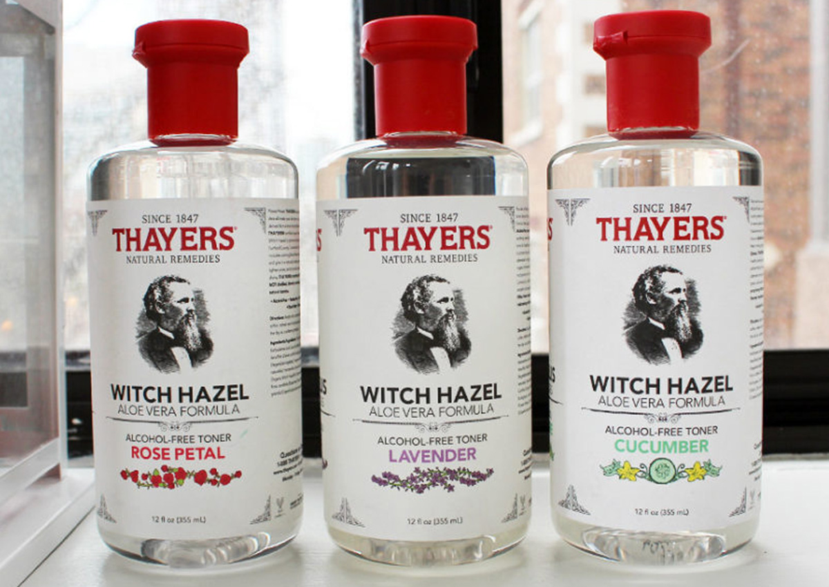 toner Thayers Witch Hazel Original Toner