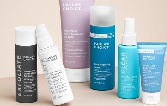 thương hiệu Paula's Choice