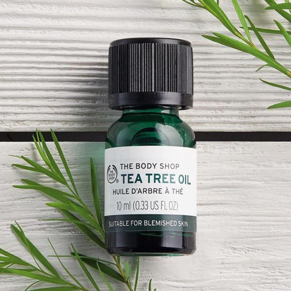 Tinh dầu tràm trà Tea Tree Oil của The Body Shop