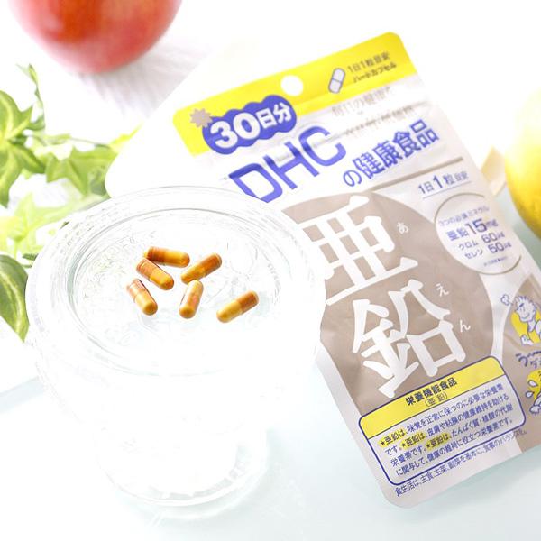 Viên uống trị mụn của DHC Zinc