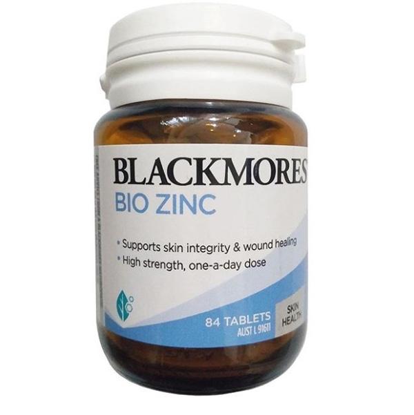 Viên kẽm của Blackmore Bio ZinC