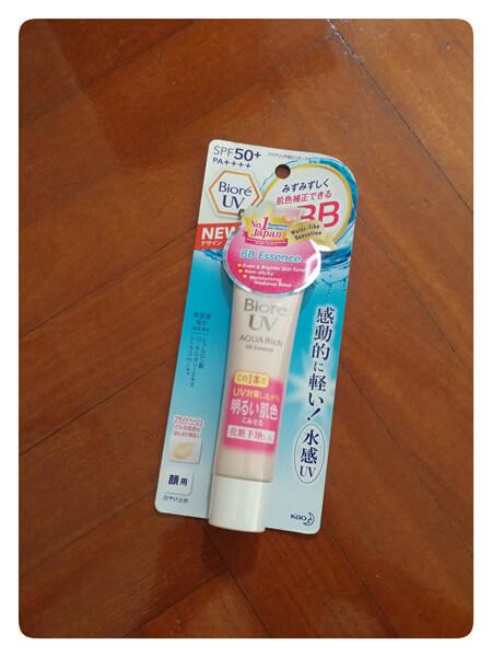 Kem chống nắng Biore UV Aqua Rich Watery BB Essence