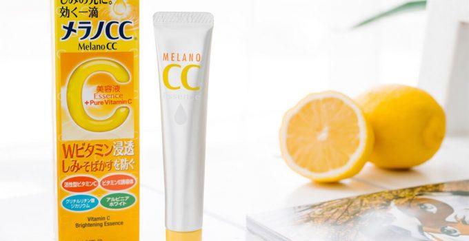 review serum cc melano trị thâm