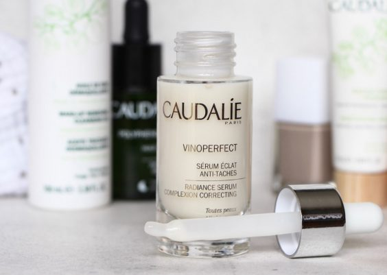 review serum caudalie vinoperfect