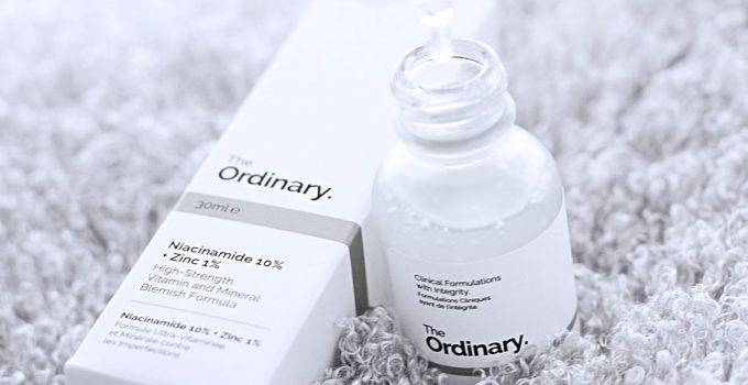 serum the ordinary niacinamide 10% Zinc 1%